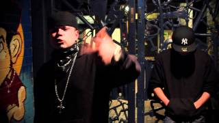 Say-Jay & Big R - Beef Rap 2 (OFFICIAL VIDEO)