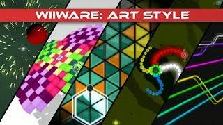 WiiWare: Art Style (Teaser)