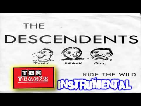 descendents - ride the wild - instrumental (multi track) mp3
