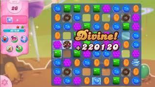 Candy Crush Saga Level 1211 - Game Probers