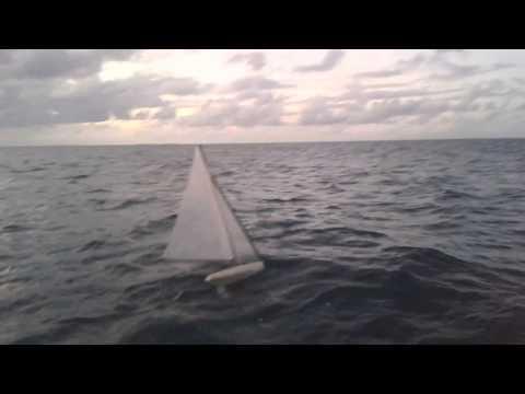Anguilla pond boats heading north