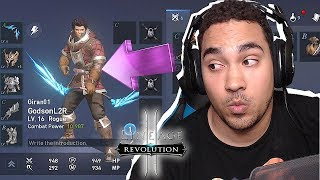 "THIS WEAPON IS GODLIKE!!!  "" LINEAGE 2 REVOLUTION!!! """
