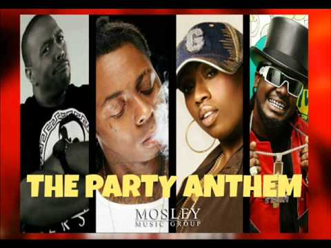 Timbaland  The Party Anthem Featuring Lil Wayne & Missy Elliott  TPain