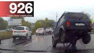 rally car crash |Dash Cam Compilation (USA & Australia) Car Crashes in America 2017 # 926