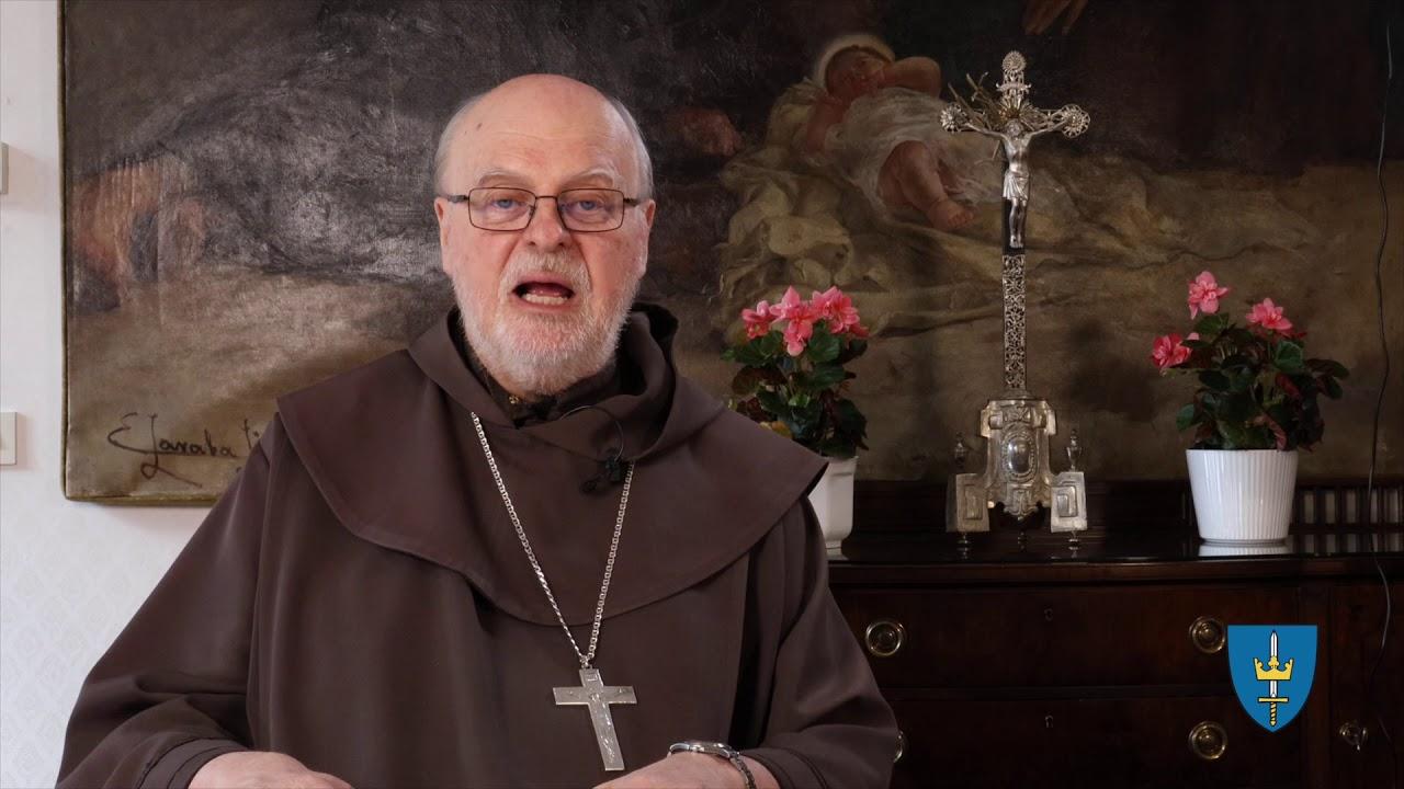 Em vídeo, cardeal Arborelius explica o valor da oração, força para não ceder ao medo