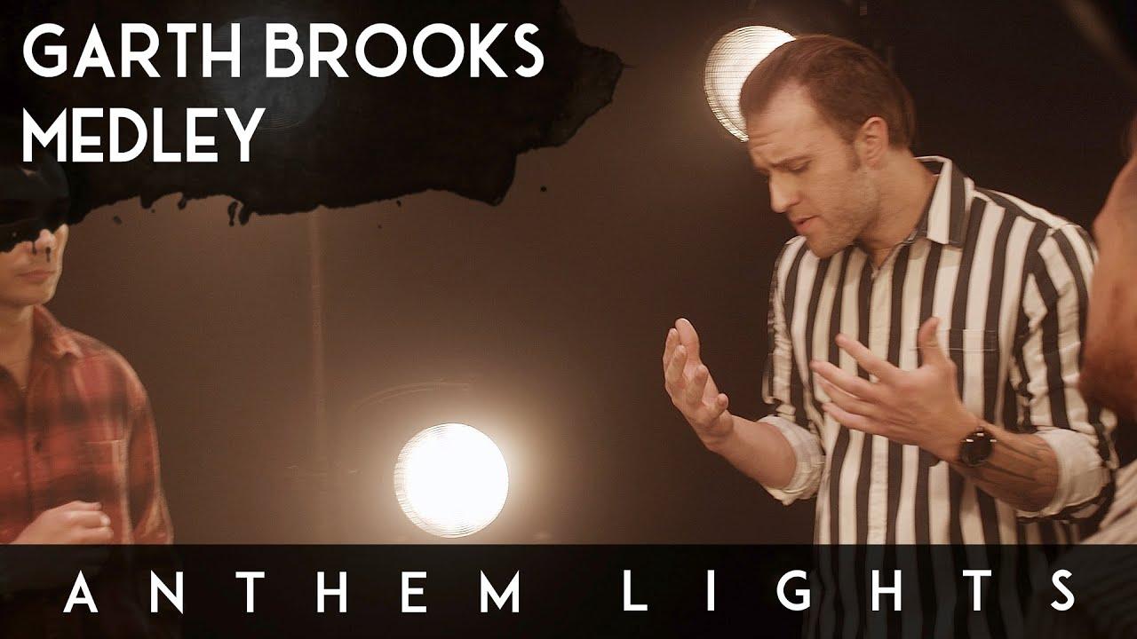 GARTH BROOKS Medley |  @Anthem Lights (Cover) on Spotify & Apple