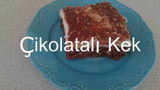 Torunumla Kek Yapıyoruz/Çikolatalı Kek Tarifi