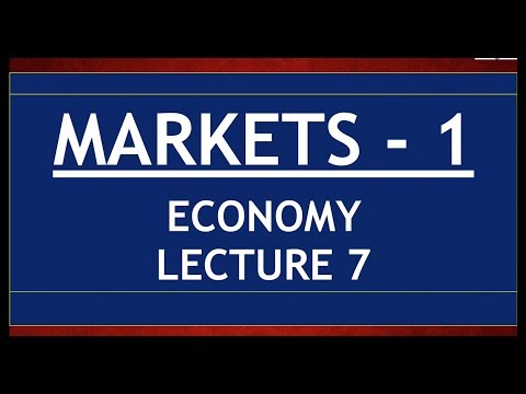 Economy for UPSC - Lecture 7 - Markets Part 1 - Primary, Sec, IPO FPO, GreenShoe, ADR, IDR, GDR