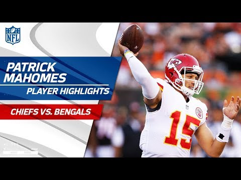Every Patrick Mahomes Play vs. Cincinnati | Chiefs vs. Bengals | Preseason Wk 2 Player Highlights