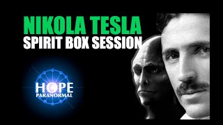 Nikola Tesla'S Astral Network And Reptilian Interference - I Ask Spirit And Get Crazy Answers