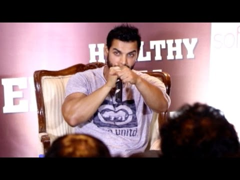 SHOCKING! John Abraham Gets Angry On Reporter At Event