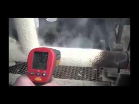 HOT PIPE COATING GAZPROM REFINERY IN OMSK