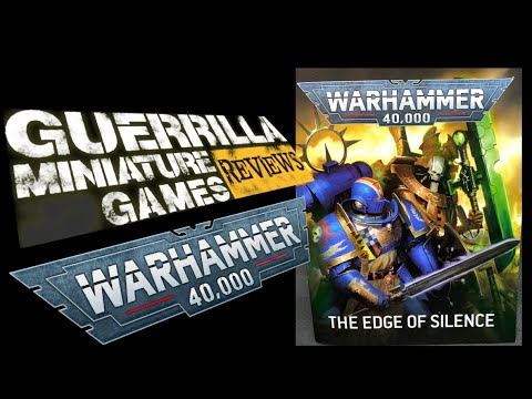 GMG Reviews - Warhammer 40000: The Edge of Silence from YouTube · Duration:  13 minutes 5 seconds
