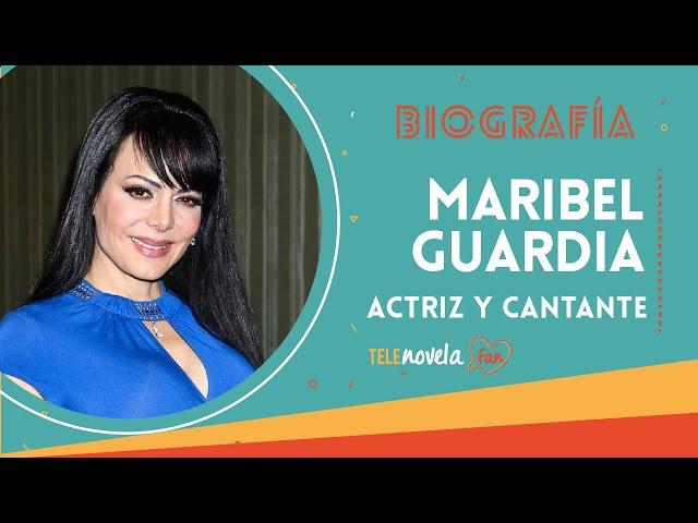 Biografía Maribel Guardia