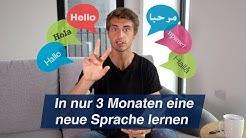 Sprachen lernen - Die besten Tipps um schnell eine Fremdsprache zu lernen