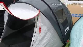 고릴라캠핑 성남점에서 텐트&캠핑용품 구입