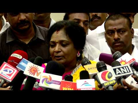 Tamil Nadu BJP and Congress are United in Accusing AIADMK Government On Corruption Charges
