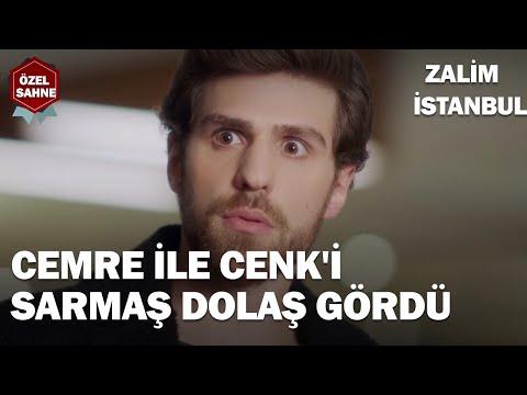 Nedim, Cemre Ile Cenk'i Sarmaş Dolaş Gördü! - Zalim İstanbul Özel Klip