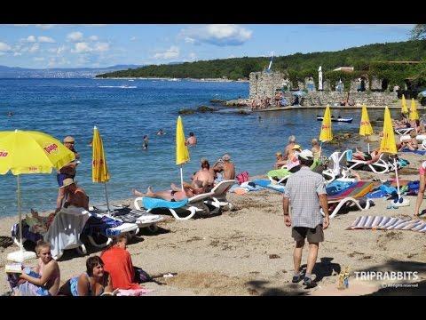 Jadran beach (Njivice, Krk)