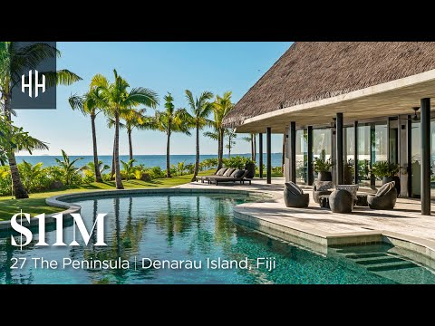 Dream Oceanfront Fiji Residence | 27 The Peninsula Denarau