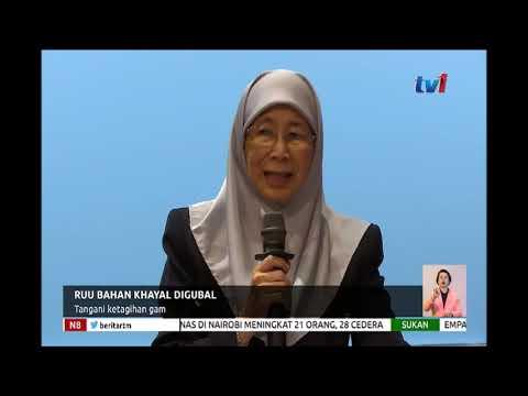 N8 - RUU BAHAN KHAYAL DIGUBAL - TANGANI KETAGIHAN GAM [17 JAN 2019]