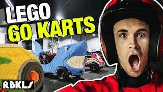 LEGO Go Kart Challenge! – REBRICKULOUS