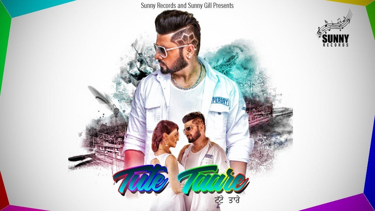 Tute Taare (Full Song) || Jashan Badyal || Latest Punjabi Songs 2018 || New Punjabi Song 2018 #1