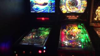 Pro-Pinball Timeshock Cabinet Mode with Real DMD