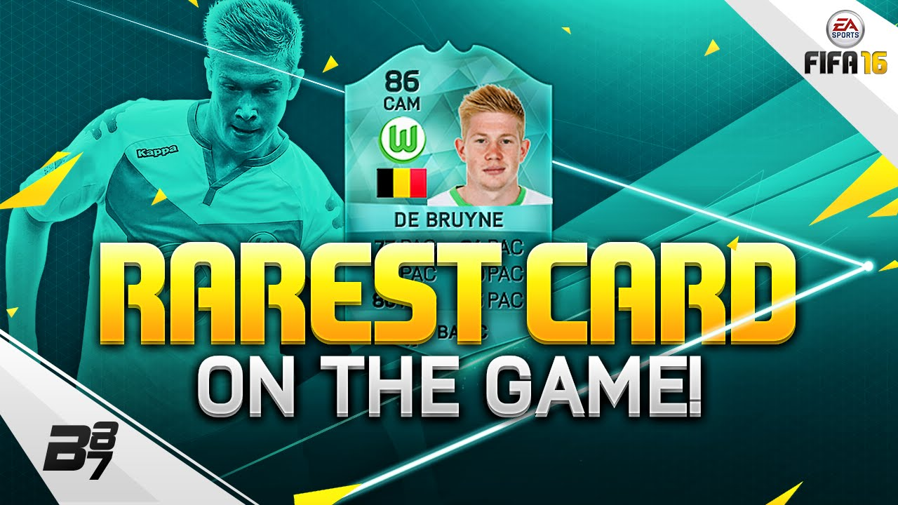 THE RAREST PLAYER ON FIFA 16!