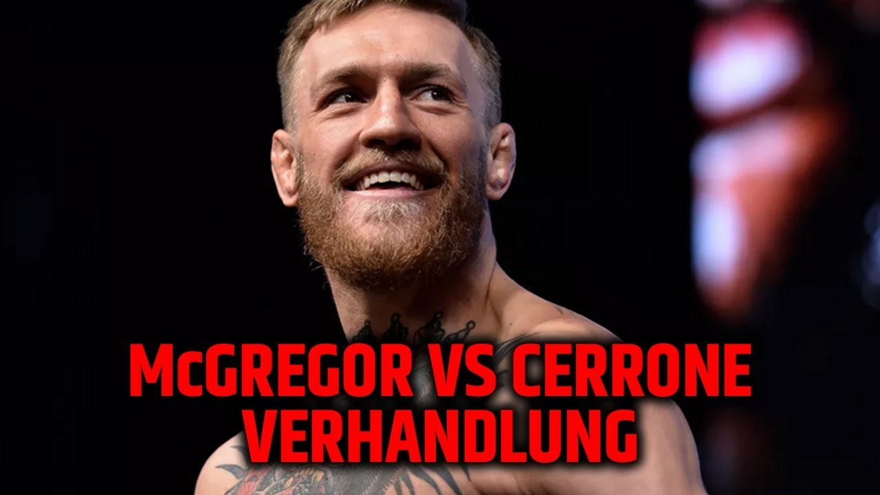 Conor Mcgregor Kampf
