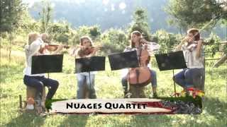 Les Nuages - Béla Bartók, Romanian Folk Dances, No 1, Allegro Moderato @ Big Boletus