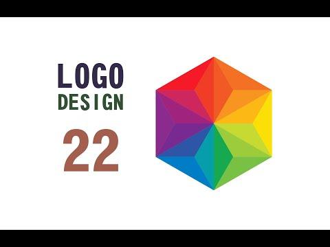 CorelDRAW X7 Tutorial BEST LOGO DESIGN IDEAS 22 with Wajid Corel GraphiX thumbnail