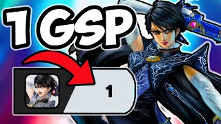 Becoming the World's WORST Bayonetta Player in Super Smash Bros. Ultimate!