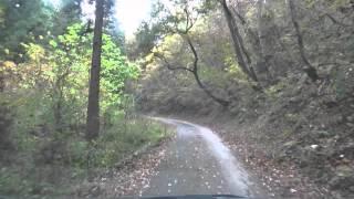県道を走る:茨城県道39号 笠間緒川線 2014年11月
