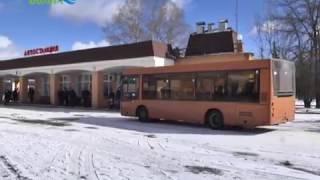 Сотрудники ГИБДД проверили конаковские автобусы на безопасность