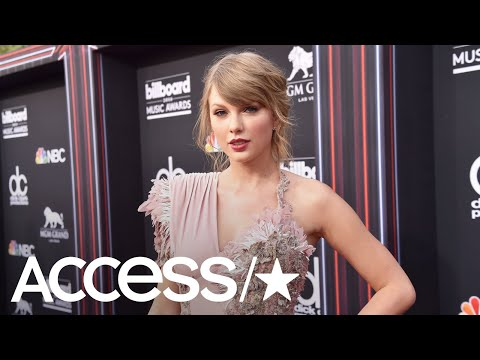 Taylor Swift Makes Surprise Appearance At The 2018 Billboard Music Awards!