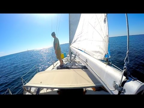 Escape 7 Season 1 - Sailing to Florida and the Bahamas in Buzzards Bay from Red Brook to Cuttyhunk