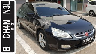 In Depth Tour Honda Accord VTi-L M/T [CM5] (2004) - Indonesia