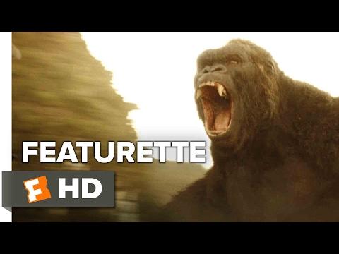 Kong: Skull Island Featurette - All Hail the King (2017) - Tom Hiddleston Movie