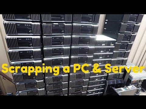 PC & Server Scrap Out - Update