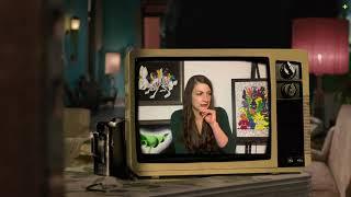Jackie Theibert - Art After Dark TV: A Different World - Episode 4