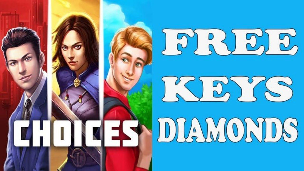 Choices Stories You Play Trending Hack Free Unlimited Keys And Diamonds Mod Apk By Gamehacks Vip Youtube