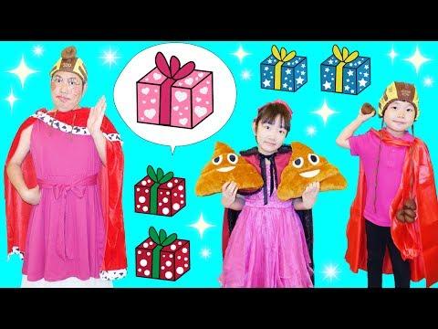 ★パパ子王国へプレゼントを届けよう~!「パパ子のお部屋初公開!!」★DOODY HEAD★