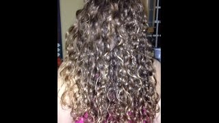 Mixed Hair | In between shampoos Maintenance for Curls - Mixed Afro-textured hair  and Curly Caucasain hair