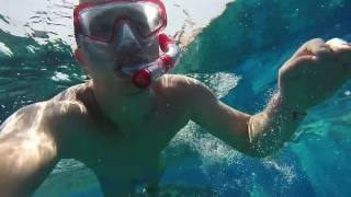 #3 Дайвинг в Египте | Diving in Egypt | Шарм-эль-Шейх | Sharm el-Sheikh(Купаемся у острова Тиран., 2016-08-18T16:54:10.000Z)