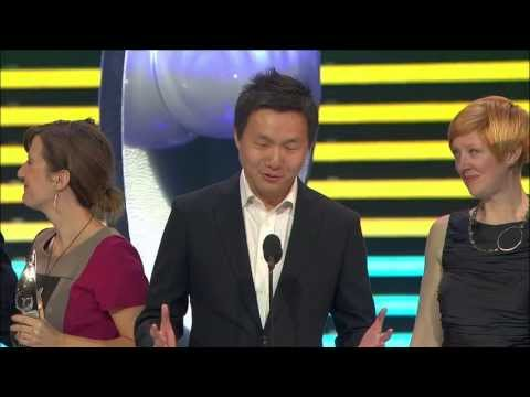The 2012 Dice Awards: Game Of The Year Award
