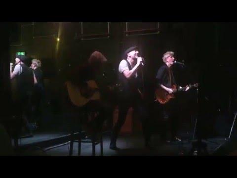 Perturbazione - L'unica live @ rockfiles life gate Tom Milano