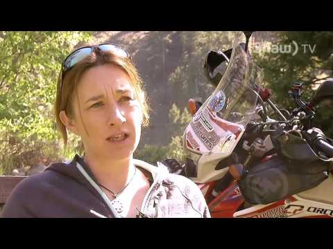 One Steph Beyond   Motorcycle Journey
