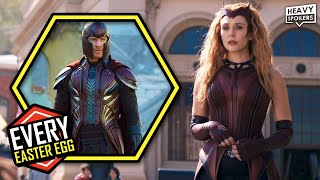 Every Wandavision Easter Egg We Noticed In Episodes 1-9 | Hidden MCU Details And Things You Missed