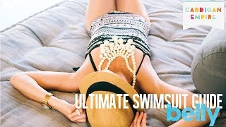 The Ultimate One-Piece Swimsuit Guide: Part 2 of 3, The Belly Thumbnail